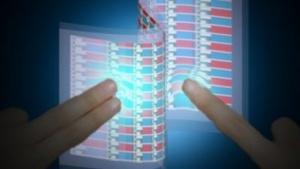 E-Skin: Sensoren, die auf Licht und Temperatur reagieren