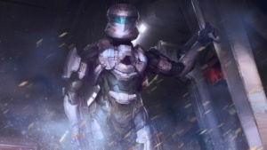 Artwork von Halo Spartan Assault