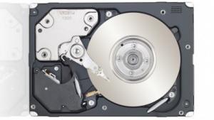 Die Hybridfestplatte Enterprise Turbo SSHD