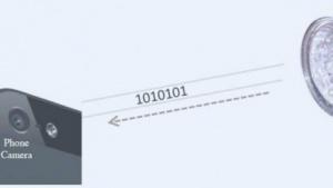 Visible Light Comunication übermittelt Informationen über Lichtimpulse aufs Smartphone.