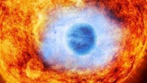 Exoplanet HD 189733b: pro Sekunde 100.000 bis 600.000 Tonnen