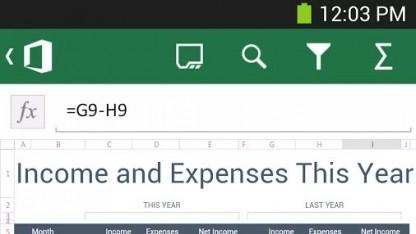 Microsoft Office gibt es jetzt als App für Android.