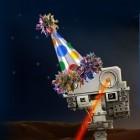 Curiosity: Ein Jahr auf dem Mars in zwei Minuten