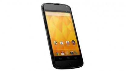 Google hat das Nexus 4 modifiziert.