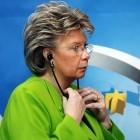 NSA-Skandal: EU-Justizkommissarin passt auf, was sie am Telefon sagt