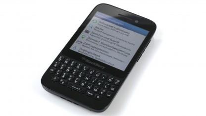 Das neue Blackberry Q5