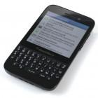 Blackberry Q5 im Test: Tippen bis zum Morgengrauen