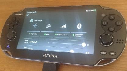 PS Vita mit Firmware 2.60