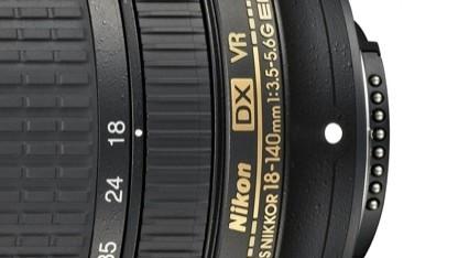 AF-S DX Nikkor 18-140 MM 1:3,5-5,6G ED VR