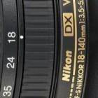Nikon: Reiseobjektiv mit 18 bis 140 mm Brennweite