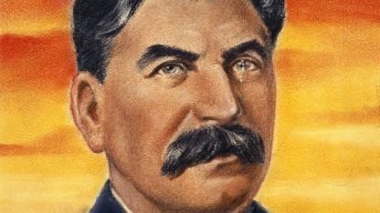 Josef Stalin, Propagandabild aus der Zeit des Zweiten Weltkriegs