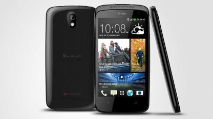 Das neue HTC Desire 500