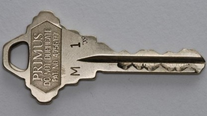 Schlage-Primus-Schlüssel