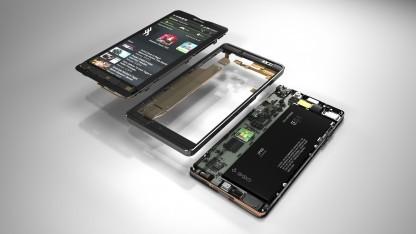 Nvidias Referenz-Smartphone mit Tegra 4i