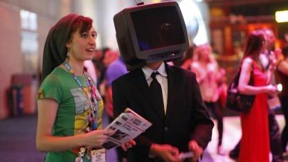 Besucher der E3 2013