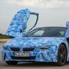 BMW i8: Sportwagen mit Gorilla-Glas und Hybridmotor