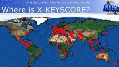 Folie aus den Unterlagen von Edward Snowden zum Analysetool XKeyscore