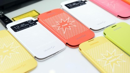 Vom Importstopp bedroht: Samsung-Produkte in den USA