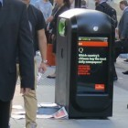 Renew Orb: Londoner Mülltonnen mit Smartphone-Tracking