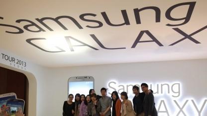 Gehäuse von Samsungs Galaxy Note 3 so groß wie beim Galaxy Note 2