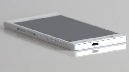 Das Ascend P6 von Huawei