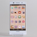 Huawei Ascend P6 im Test: Dünnes Smartphone mit dünner Ausstattung