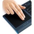 Logitech: TK820 vereint schnurlose Tastatur und Touchpad