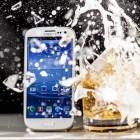 Folie: Liquipel soll Smartphones vor Wasser und Schlägen schützen