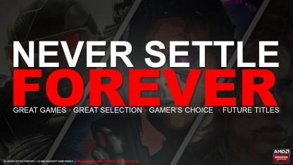 Bis zu drei aus neun Spielen gibt es kostenlos beim Kauf einer AMD-Grafikkarte.