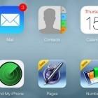 Öffentliche Beta: Apple verpasst iCloud den Look von iOS 7