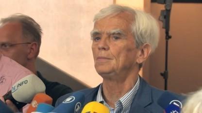 Begehrter Gesprächspartner in der NSA-Affäre: der Grünen-Politiker Hans-Christian Ströbele