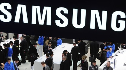 Samsungs Galaxy Gear wird zur Ifa 2013 in Berlin erwartet.