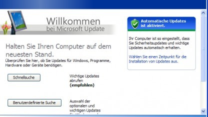 Ab April 2014 liefert Microsoft keine Updates mehr für Windows XP aus.