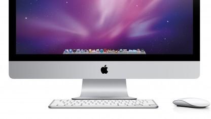 Apple repariert einige iMacs auch nach Ablauf der Garantie.