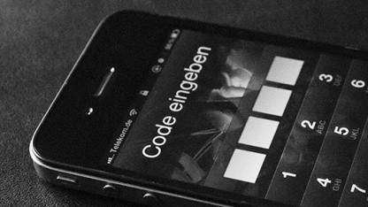 Datenübertragung zwischen Smartphones mit Pfeiftönen?