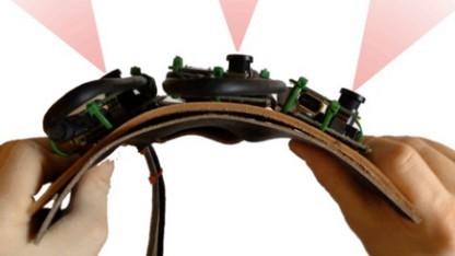 Die Flexcam mit biegsamem Gehäuse