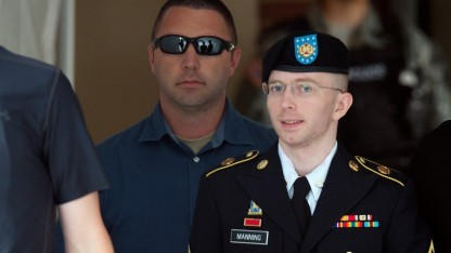 Bradley Manning soll nach dem Willen der Anklage für 60 Jahre ins Gefängnis.