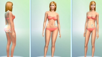 Create-A-Sim in Die Sims 4