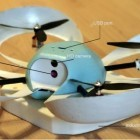 Crowdfunding: Spiri, die hübsche Open-Source-Drohne
