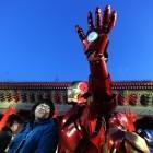 Bewegungssteuerung: Elon Musk holt sich Ideen bei Iron Man