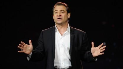 Peter Diamandis, Vorsitzender der X-Prize Foundation (auf der CES 2012): Scheitern gehört zum Programm