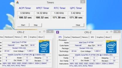 Windows 8 koppelt die RTC an den BCLK.