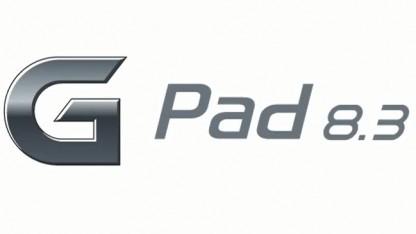 LGs G Pad 8.3 wird zur Ifa 2013 erwartet.