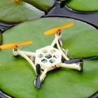 Drohne: Nanocopter Hex mit Smartphone-Steuerung