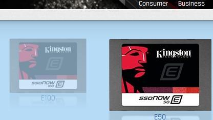 Die E50 ist eine neue SSD für Unternehmen.