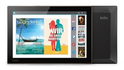 Kobo hat drei neue Android-Tablets vorgestellt.