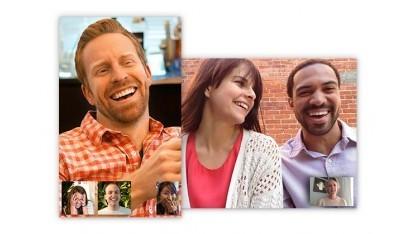 Hangouts bald mit VP8 und WebRTC
