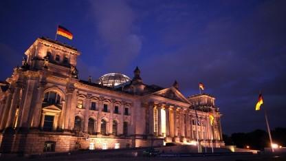 HDR-Aufnahme des Deutschen Bundestags