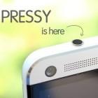 Pressy: Der zusätzliche Knopf fürs Smartphone