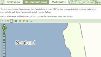 Wo bitte gehts nach Neuland? Die Daten der Behörden sollen von Bürgern und Unternehmen stärker genutzt werden können.